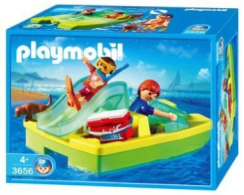 Playmobil 3656s2 - Paddle Boat - Box