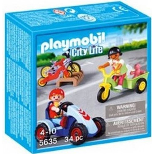 Playmobil 5635 - Children's Vehicles - Box
