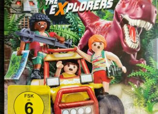 Playmobil - 85740 - DVD The Explorers
