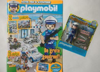 Playmobil - 80600-bel - Playmobil-Magazin 1/2018 (Heft 58)