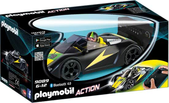 Playmobil 9089 - RC-Supersport-Racer - Box