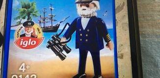 Playmobil - 9143 - Captain Iglo