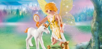 Playmobil - 9438 - Sun Fairy and Unicorn
