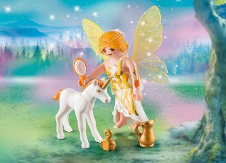 Playmobil - 9438 - Sun Fairy and Unicorn