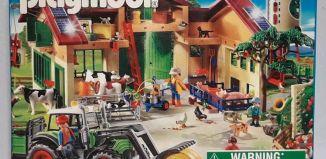 Playmobil - 86934-ger - Mini-Puzzle Farm (2011)