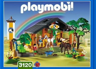 Playmobil - 3120s2 - Horse & Pony Ranch