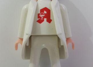 Playmobil - 30804003-ger - Pharmacist Lauer Fischer with robe