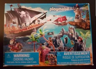 Playmobil - 86771-ger - Mini-Puzzle Pirates (2015)