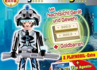 Playmobil - R031-30790984 - Top Agent (revista 31)