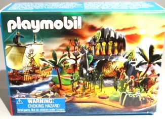 Playmobil - 86930-ger - Mini-Puzzle Pirates (2011)
