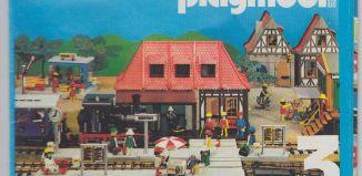 Playmobil - 00000-ger - Leaflet n.3 - Year 1982 (6,5 x 10 cm)