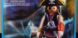 Playmobil - 4581-USA-usa - pirate with skull