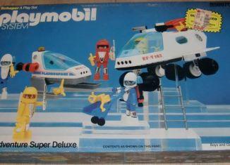 Playmobil - 49-59976s2-sch - Space Adventure Super Deluxe