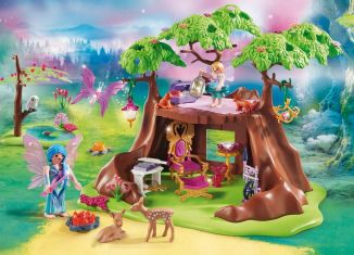 Playmobil - 70001 - Forest Fairy House