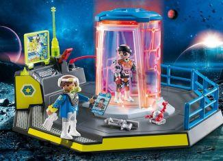 Playmobil - 70009 - SuperSet Galaxy Police Prison