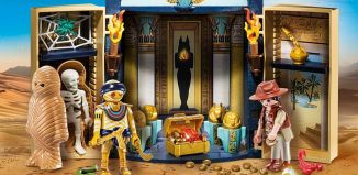 Playmobil - 9311-usa - Egyptian Tomb Play Box
