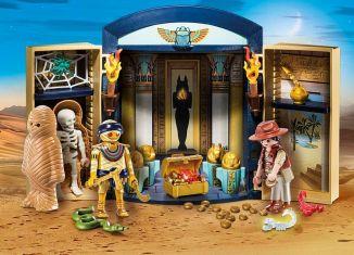 Playmobil - 9311-usa - Egyptian Tomb Play Box