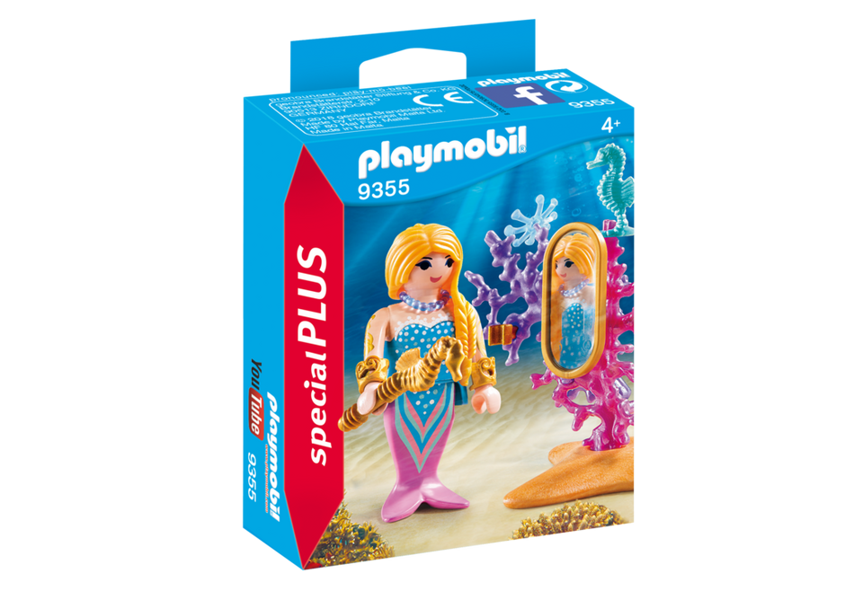 Playmobil 9355 - Mermaid - Box