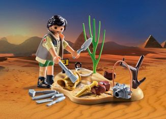 Playmobil - 9359 - Archaeological excavation