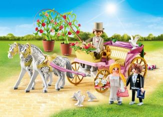 Playmobil - 9427 - Wedding Carriage