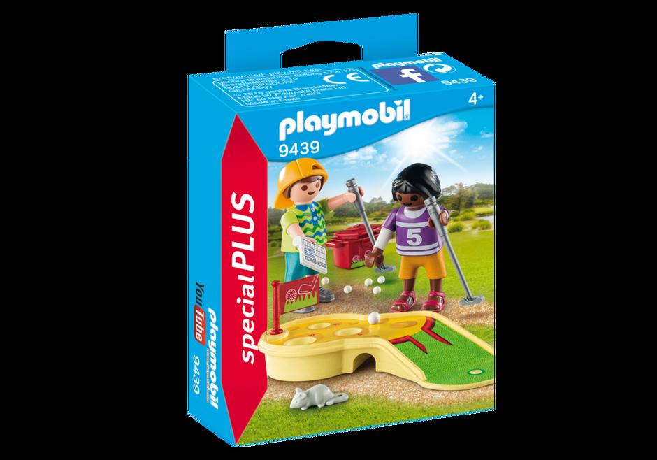 Playmobil 9439 - Children's Mini Golf - Box