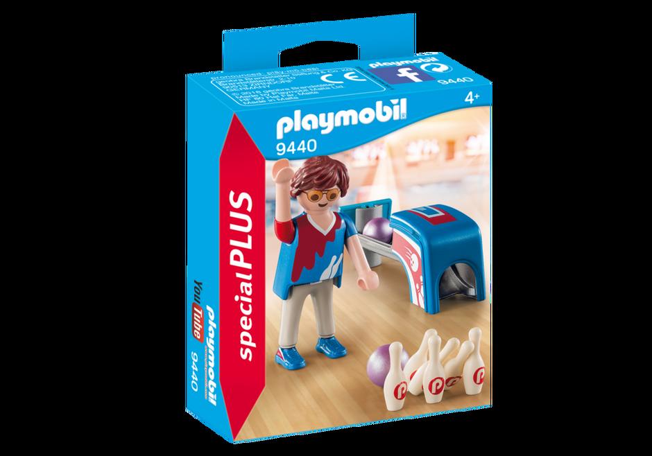 Playmobil 9440 - Bowling - Box