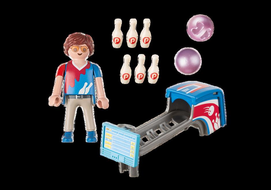 Playmobil 9440 - Bowling - Back