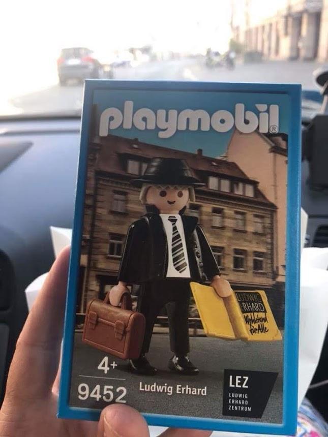 Playmobil 9452-ger - Ludwig Erhard - Box ...