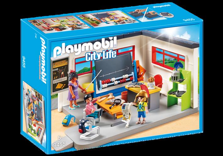 Playmobil 9455 - History Class - Box