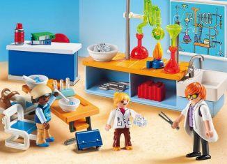 Playmobil - 9456 - Chemistry Class