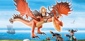 Playmobil - 9459 - Garfios y Patán Mocoso