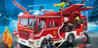 Playmobil - 9464 - Fire Rescue Vehicle