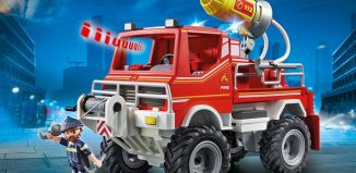 Playmobil - 9466 - Fire Truck