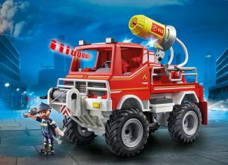 Playmobil - 9466 - Fire Truck