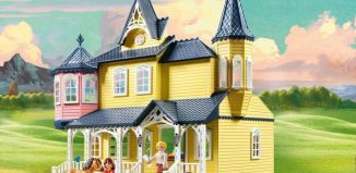 Playmobil - 9475 - Lucky's Happy Home