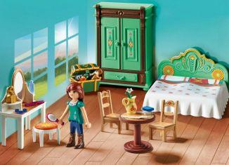 Playmobil - 9476 - Lucky's Bedroom