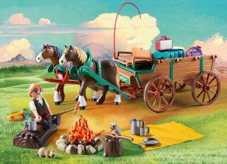 Playmobil - 9477 - Father Jim and Coach