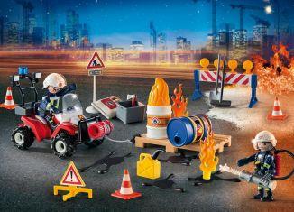 Playmobil - 9486 - Advent Calendar Fire Brigade