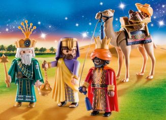 Playmobil - 9497 - Three Wise Kings