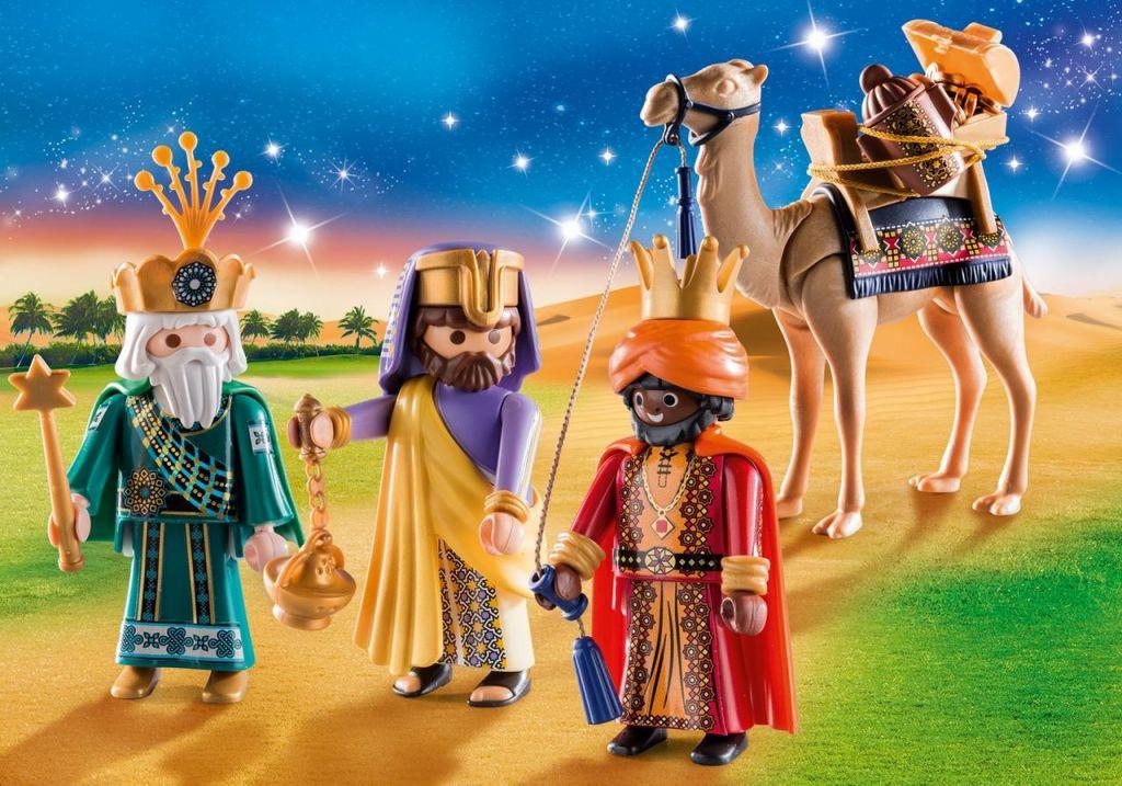 Playmobil Drei Könige