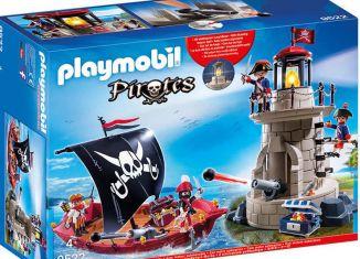 Playmobil - 9522 - Pirates Playset
