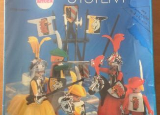 Playmobil - 3265-ant - Jousting knights