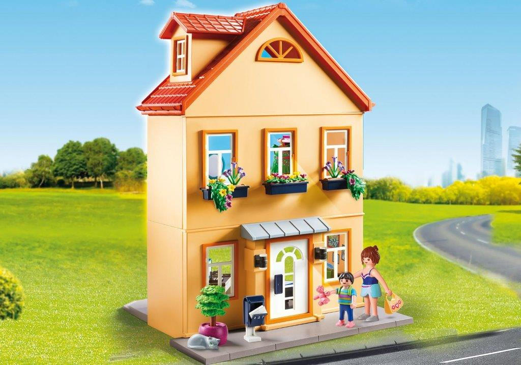 Playmobil Set 70014 My Town House Klickypedia