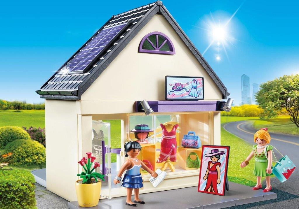 playmobil set 70017 my trend boutique klickypedia. Black Bedroom Furniture Sets. Home Design Ideas