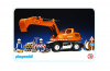Playmobil - 3472v2 - Backhoe