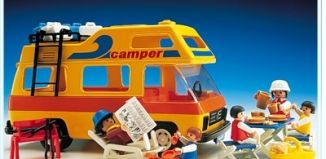 Playmobil - 3148v4-esp - Camper