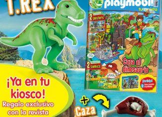 Playmobil - 032-30742450 - T-rex baby (revista 32)
