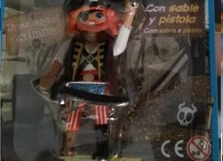 Playmobil - 30790464 - Barbarroja