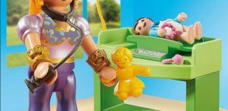 Playmobil - 9520-gre - Special Female Pediatrician