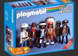 Playmobil - 2424 - Village People